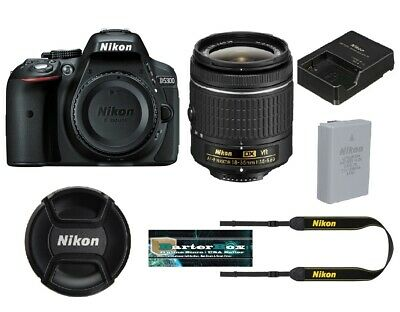 Sale Nikon D5300 Dslr Camera + 18-55mm Af-p Stepping Vr Motor Nikkor Lens Deal