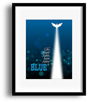 EAGLES - Take it to the Limit - Song Lyric Art Music Quote - PRINT POSTER