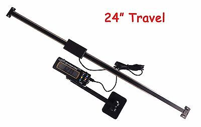 """Igaging 24"""" 600 mm Digital Readout DRO AC Power Articulating Remote Display"""