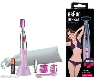 Braun FG1100 Silk Epil Ladies Precision Bikini/Eyebrow Hair Remover&Trimmer