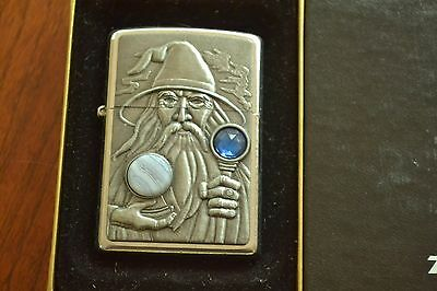 ZIPPO Lighter, Mighty Wizard - 20449, 2003, Sealed, M666