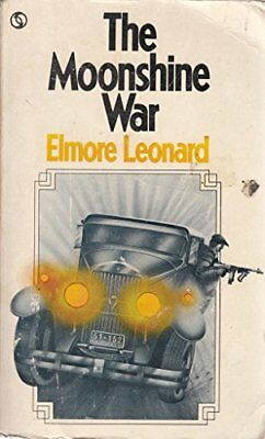 Moonshine War by Leonard, Elmore Paperback Book The Cheap Fast Free Post