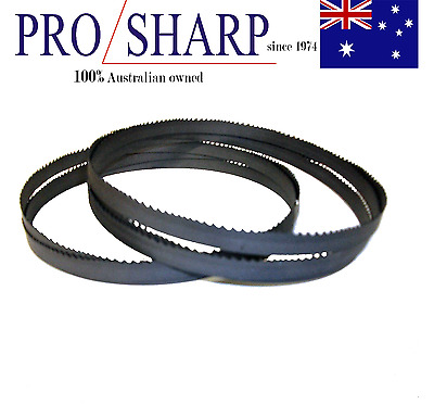 """Hobby Band Saw Blade 2 Off 1512 X10 (3/8"""") X6 Tpi  Excellent Quality Material"""