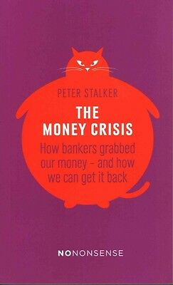 Nononsense the Money Crisis: How Bankers Have Grabbed Our Money - And How We Can