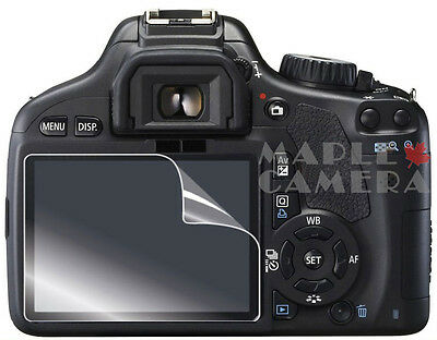 2 X Premium clear LCD Screen Protector Cover Film For Canon G7X