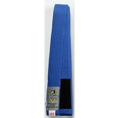 Gameness Premium Adult Belt - Blue