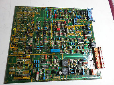 Siemens Simoreg - Servo Closed Loop Board - 6Rb 2000-0Ne00 - Ge.447 700.9084.00
