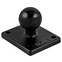 "RAM Square Base 2""x1.7"" with 1"" Ball for TomTom RAM-B-347U-TOM1"