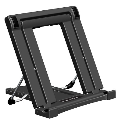 Universal TABLET stand Mount DESK holder Portable travel reading stand
