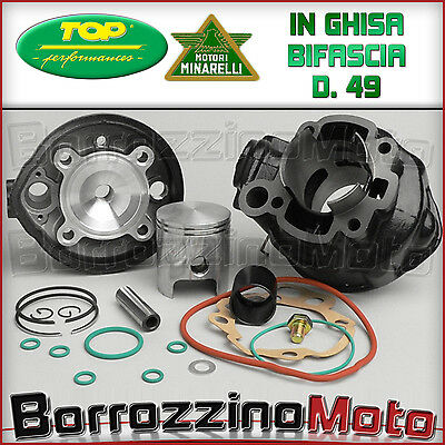 Gruppo Termico Top Performance Am6 Racing Tpr 49 Minarelli Hm Cre Six 50 2T 2009