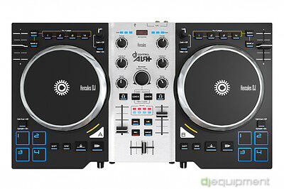 Hercules DJ Control AIR+ S - Controller with Scratching Intuitive Ultra Accurate