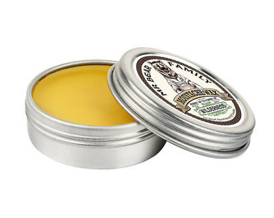 (44,97/100ml) Mr. Bear Moustache WAX, Wilderness 30 ml Bartpomade Bartwichse