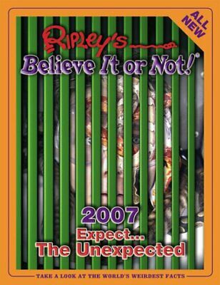 Ripley's Believe it or Not 2007 by Ripley, Robert Le Roy Hardback Book The Cheap