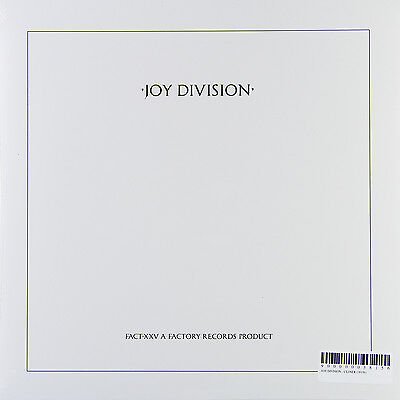 Joy Division - Closer - 180g Remastered LP with MP3 download