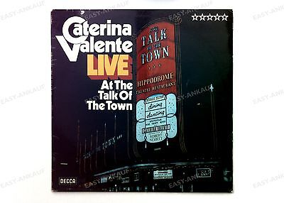 Caterina Valente - Live At The Talk Of The Town GER LP //1