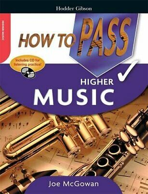 How To Pass Higher Grade Music (including... by McGowan, Joe Mixed media product