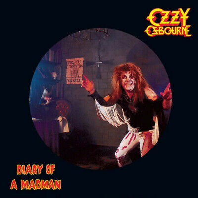 Ozzy Osbourne - Diary of a Madman (Picture Disc) [New Vinyl] Picture Disc, Rmst