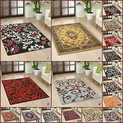 Medium Modern Alpha 118 X 170 Cm Multi Colour  Contemporary Rugs For Sale
