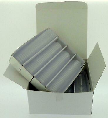 100 x 40mm Lighthouse coin capsules
