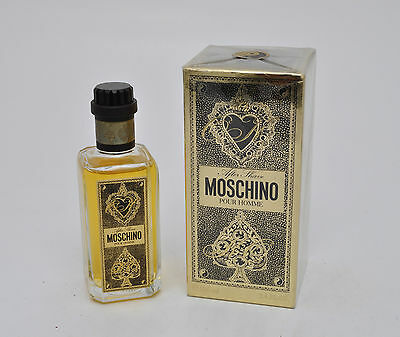 Moschino Pour Homme, After Shave, 100Ml Splash