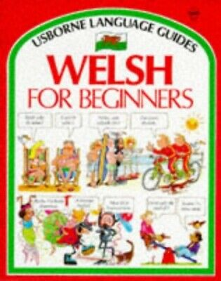 Welsh for Beginners (Language for Beginners) by Wilkes, Angela Paperback Book