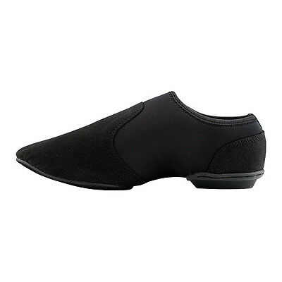 DSI Ever-Jazz Dance / Color Guard Shoes Black or Tan