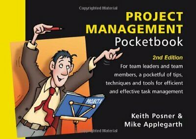Project Management Pocketbook by Mike Applegarth Paperback Book The Cheap Fast