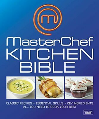 MasterChef Kitchen Bible by DK Book The Cheap Fast Free Post
