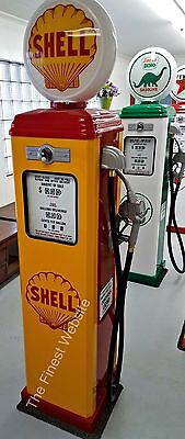 New Shel  Reproduction Replica Gas Pump - Free Shipping* & Handling