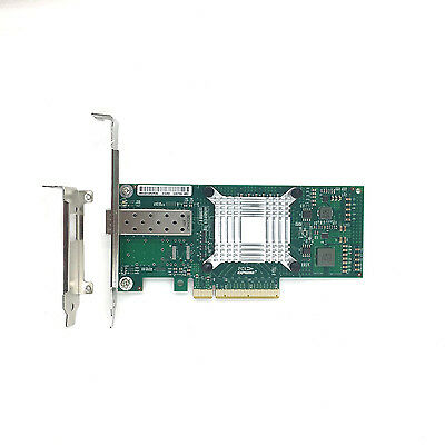 Intel X520-DA1 E10G42BTDA 10Gbps Gigabi PCI-E Ethernet Server Network Adapter