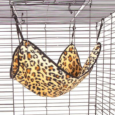 Ware Hang-N-Hammock Hanging Hammock Bed Sleeper For Ferret Rat Chinchilla Cages