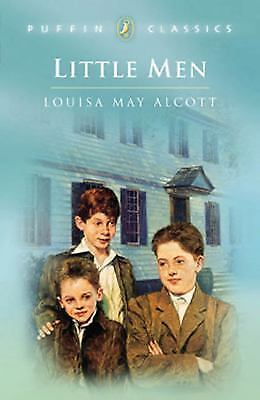 Little Men : Life at Plumfield with Jo's Boys by Louisa May Alcott