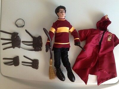 "Harry Potter Quidditch figure. 13"" like new."
