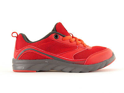 CMP Sneaker Lace-ups Antares Sneakers trainers Kids red Mesh