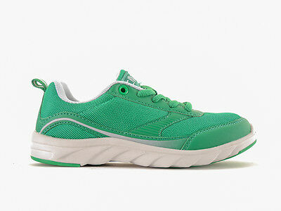 CMP Sneaker Lace-ups Antares Sneakers trainers Kids green Mesh