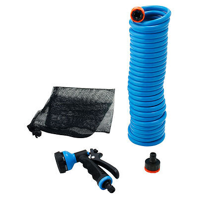 Coil Hose 7.5 Meter with fittings