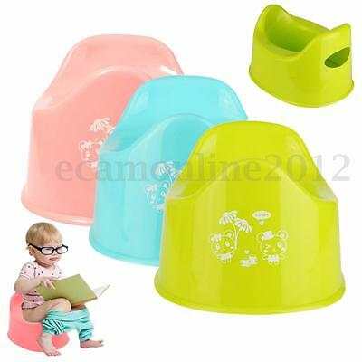 Baby Child Kids Toddler Toilet Training Steady Potty Seat Chair Trainer Safety