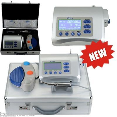 Dental Brushless Drill Motor Implant Machine System Surgical Reduction Handpiece