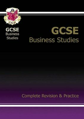 GCSE Business Studies Complete Revision and Practice (Co..., CGP Books Paperback