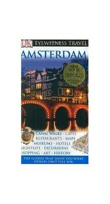Amsterdam (DK Eyewitness Travel Guide) by Catling, Chris Hardback Book The Cheap