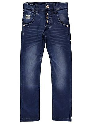 NAME IT Kinder Jungen Jeans Hose ROSS BLUE K X-SLIM DNM PANT NOOS Medium Blue