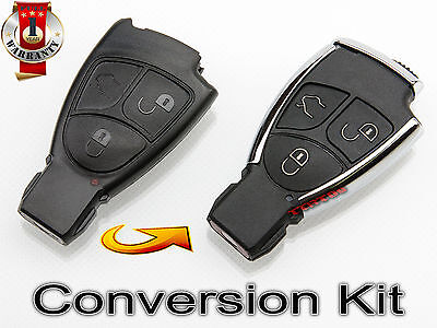 Mercedes W168 W202 W203 W208 W210 W245 R170 A B C  Remote Control Key Conver Kit