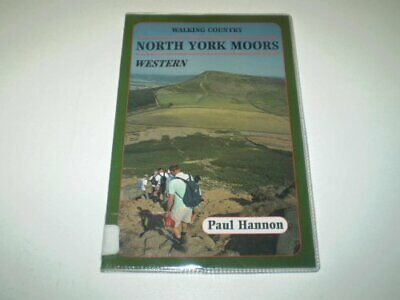 North York Moors: Western (Walking Country) by Hannon, Paul Paperback Book The