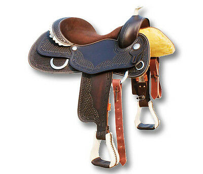 4940 SELLA WESTERN DENVER modello CLASSIC REINER BUTTERFLY