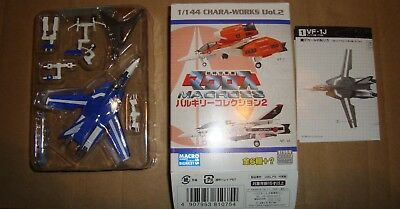 MACROSS 1/144 CHARA-WORKS 2 Max's VF-1J (TV version) - F-TOYS