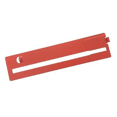 Ryobi OEM 089037011710 RTS21 table saw replacement throat plate