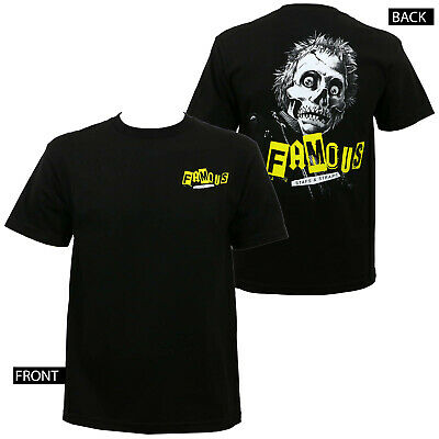 FAMOUS STARS /& STRAPS Welcome To Hell T-Shirt White S M L XL 2XL 3XL NEW