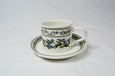 Portmeirion Variations Cup & Saucer Speedwell