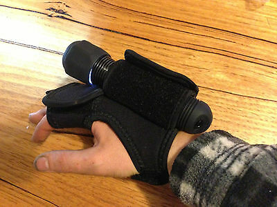 """-=High quality=- Neoprene DIVE TORCH HOLDER """"Hands free"""" Miltary style / Tech"""