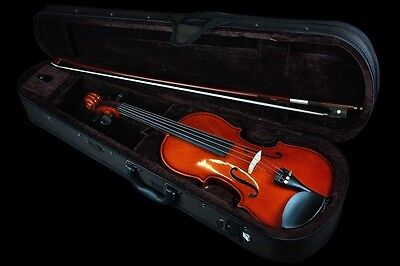 STENTOR - Student Standard 1/16 Size Violin Outfit *NEW* bow, case, warranty